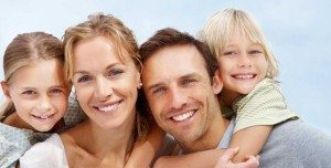 This family practices preventive dentistry.