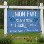 Union Fair in Union, Maine: pig scramble, tractor pulls, thrill rides, demolition derby, bluberry pie eating contest, and MOXIE!!
