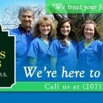 Seasons of Smiles Dental office staff. We're here to serve you. (207) 236-4740