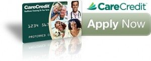 Smile Now, Pay Later with Care Credit
