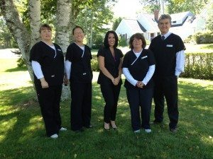 Thank you Kristin Pelletier from all of us at Seasons of Smiles Dental.
