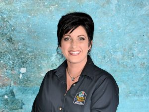 Michelle Webber, EFDA