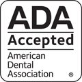 ADA Accepted - American Dental Association Logo