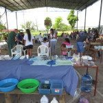 Portable Dental Clinic - Maranatha Christmas Mission Trip (2015)