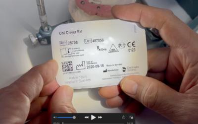 Sending videos to Glidewell Dental Lab.