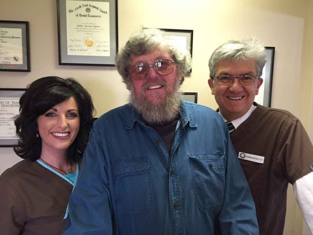 Brad Dodge with Seasons of Smiles Dental - We love what we do!