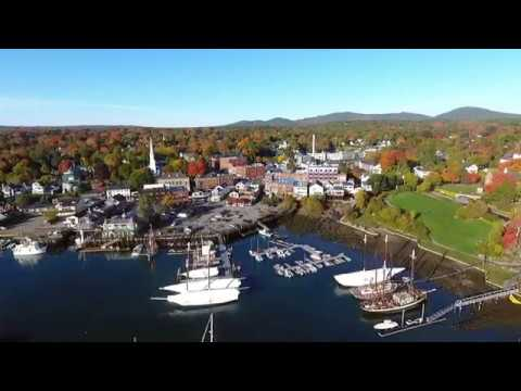 Fall Leaf Peeping, Camden Maine