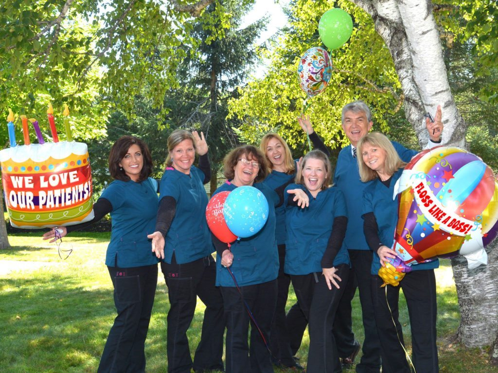 We welcome you to our practice – Seasons of Smiles Dental